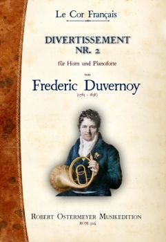 Duvernoy, Frederic - 2. Divertissement for Piano and Horn