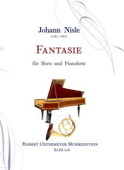 Nisle, Johann - Fantasie for Horn and Piano