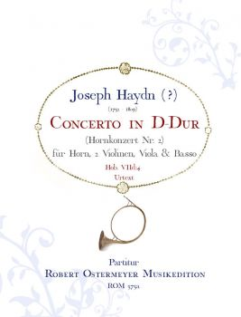 Haydn, Joseph - Concerto D major for Horn (2. Concerto Hob. VIId:4)