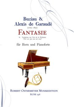 Buziau & Garaude - Fantaisie  for Horn and Klavier