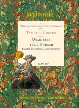 Tyndare - Quartets for 4 Horns
