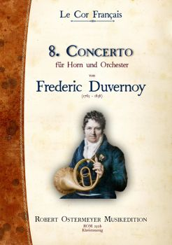 Duvernoy, Frederic -  8. Concerto  for Horn