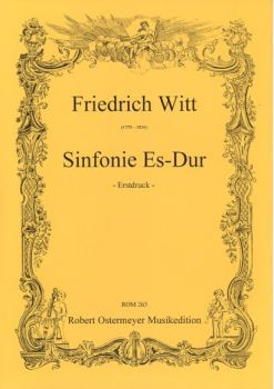 Witt, Friedrich - Symphony Eb major (1793)