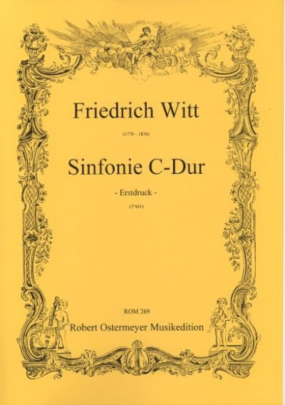 Witt, Friedrich - Symphony C major (1793)
